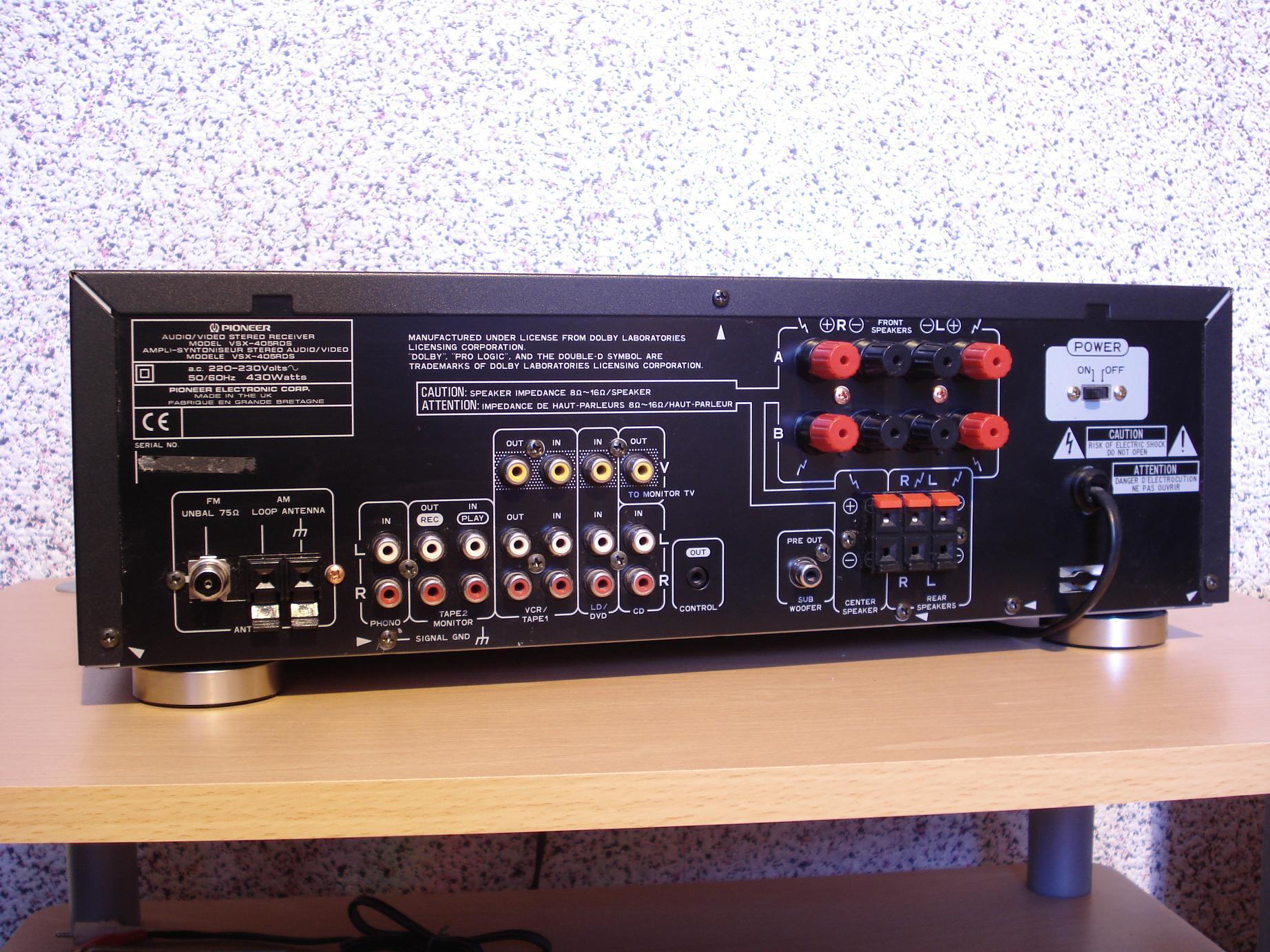 Pioneer Rds Radio Wiring Diagram : Pioneer dxt ub wiring diagram parts